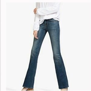 Super Cute Midrise Flare Leg Lucky Brand Jeans